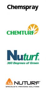 Nuturf Logo History