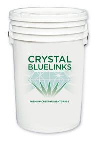 Crystal bluelinks