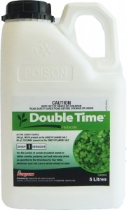 Double Time 5L green