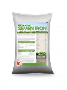 Greenspec seven iron Mockup