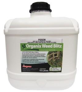 Weed Blitz 15L